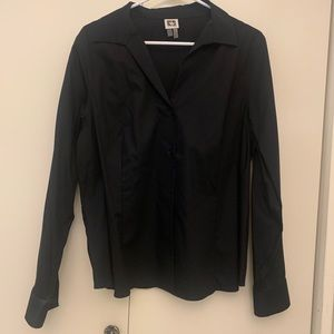 NWOT Anne Klein Non-Iron Button Down Long Sleeves